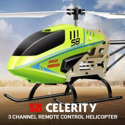 Syma S8 3CH RC Helicopter...