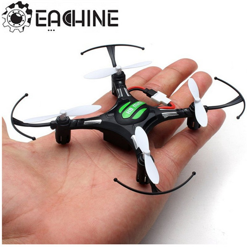 Hot Sale Eachine H8 Mini Headless Mode 2.4G 4CH 6Axis 360 Degree Rotation RC Quadcopter