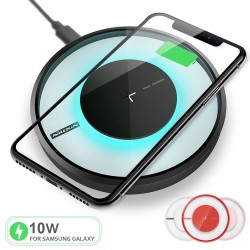 Qi Fast Wireless Charger...